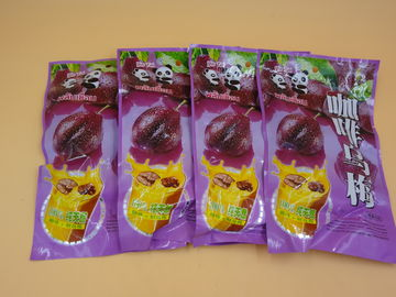 China Health Natural Sour Plum Dried Preserved Fruit With Chocolate Flavors factory