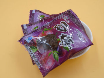 China Eco - Friendly Nutrition Sweet Succade Black Color Dry Plum Snack Food factory