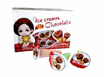 China Good Taste Chocolate Chips Cookies /  Chocolate Ice Cream Low Energy Production factory