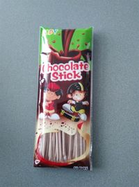 China Healthy Chocolate Stick Powder Candy Nice Taste Sweets Lower Calorie Candy factory