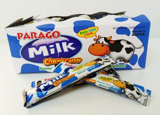 China Eco-friendly Parago Soft Milk Candy Healthy And Sweet Hot sell good price milk candy factory