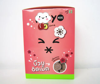 China New Package!!! 12g Play bottle sachet packed  Salty Plum Sugar free mint candy supplier