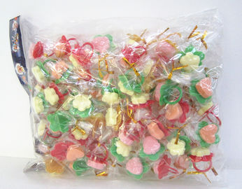 Colorful Ring Shape Compressed Candy In Bag Funny Lovely Toy Baby Candy