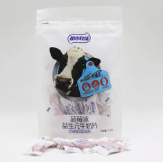 China 75% New Zealand Milk Powder Bovine Colostrum Milk Tablet With Bag Packing factory