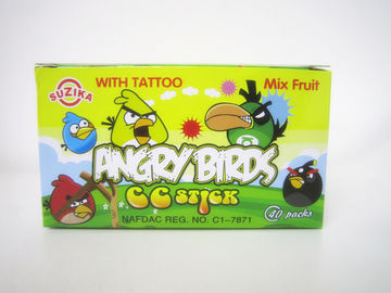 5G Angry Bird CC stick with lovely tattoo/ Good quality with good price Africa Candy Best seller