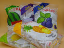 3.6g Assorted Fruit Flavor Crispy Soft Milk Candy / Children'S Favorite Milk Ball Candy supplier