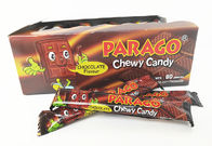 China HALAL Gummy Soft Milk Candy / Parago Deep Chocolate Candy Bars company