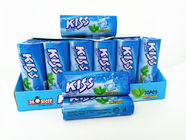 China Kiss Compressed Mint Candy 4 flavor for children and adult HALAL company