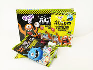 Colorful SAAM Devil Acid Healthy Hard Candy Taste Sour And Sweet