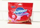 China 2.75g Cube Shape Strawberry Flavor Milk Candy In Bag Healthy And Yummy company