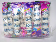 China Bread Shape White Colored Marshmallow Candy 5pcs In One Bag OEM factory