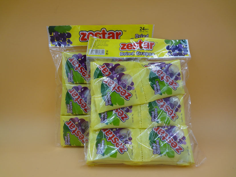 Safe Healthy Food Succade - Dry Sweet Grape , Raisin Snack For Leisure Time supplier