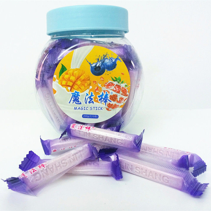 Blueberry Flavor Healthy Compressed Candy / 4g * 70pcs * 30bottles HALAL ISO supplier