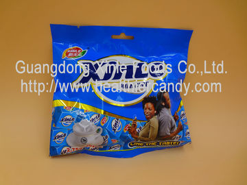 Fat Free Chocolate Cube Candy Full - Bodied / Fragrant  2.75 G * 50 Pcs