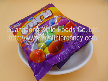 Funny Party Candy Mini Chocolate Beans / Bean Low Calorie Round Shape